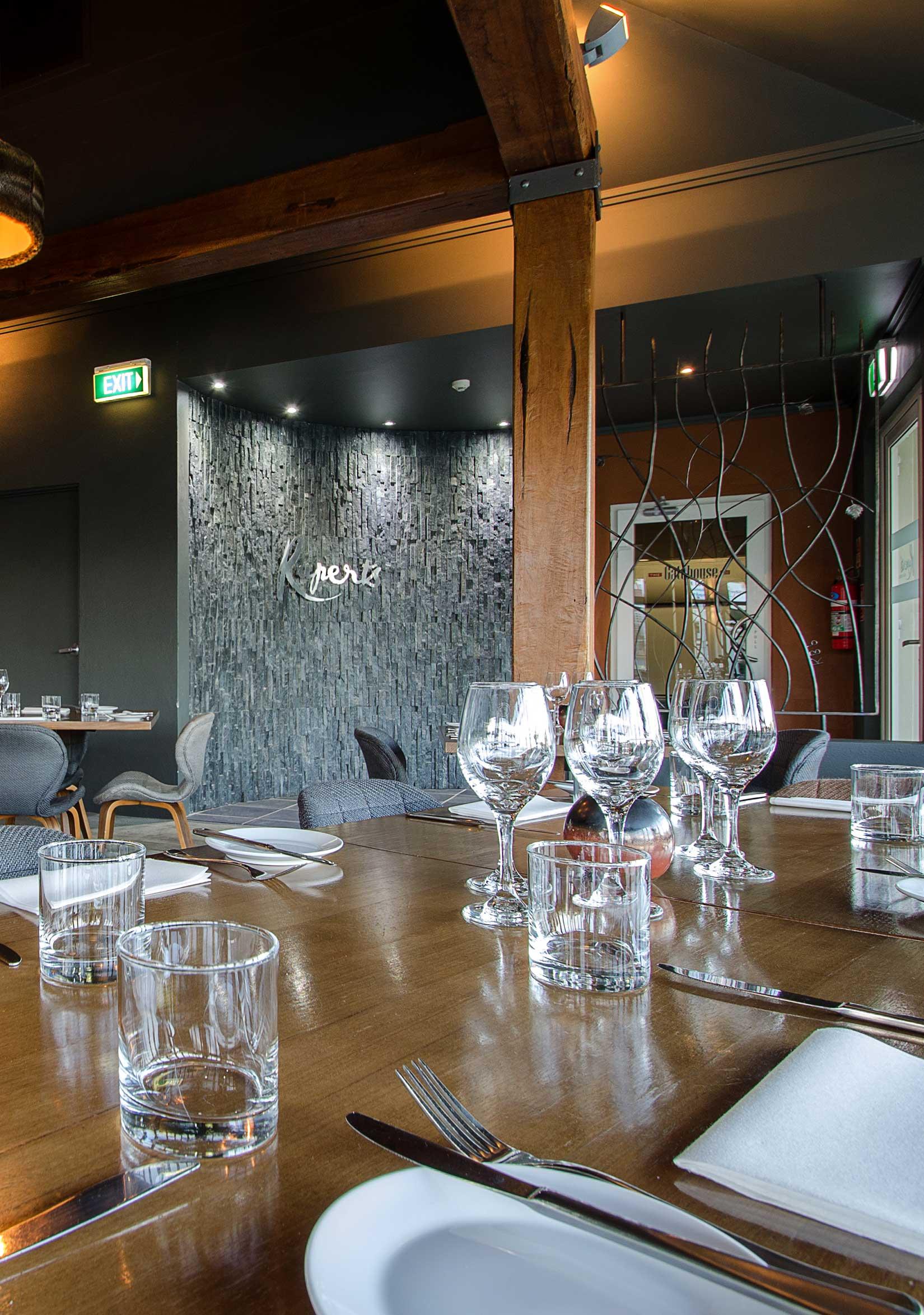 Warwick restaurant